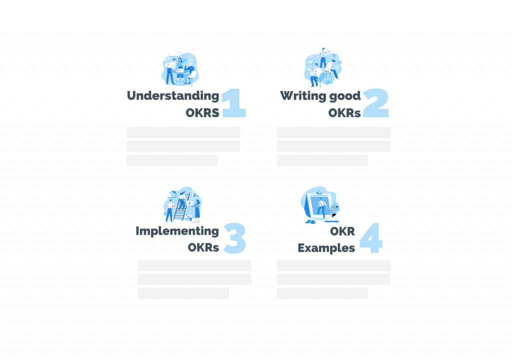 Learn OKRs with Weekdone
