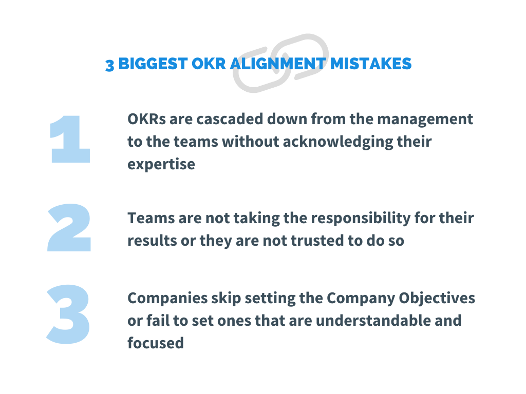 biggest goal alignment mistakes